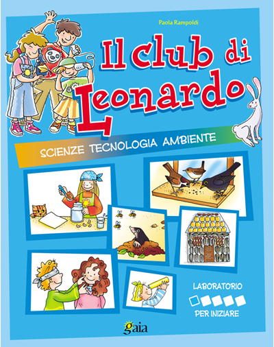 Il club di Leonardo PER INIZIARE