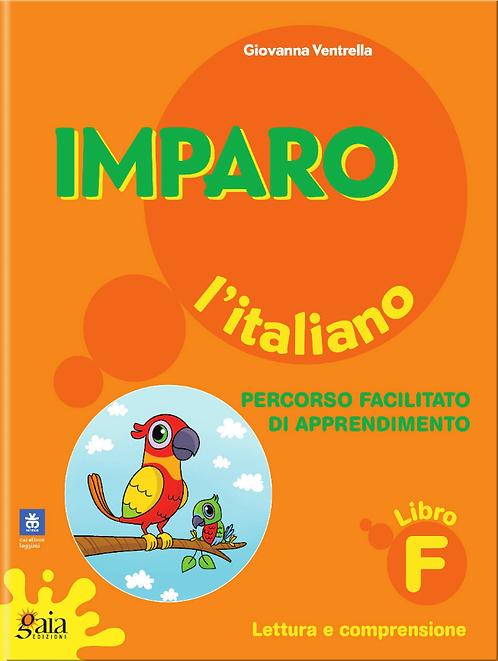 Imparo l'italiano. Vol. F. Per la Scuola Primaria
