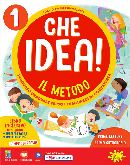 CHE IDEA! CLASSE 1