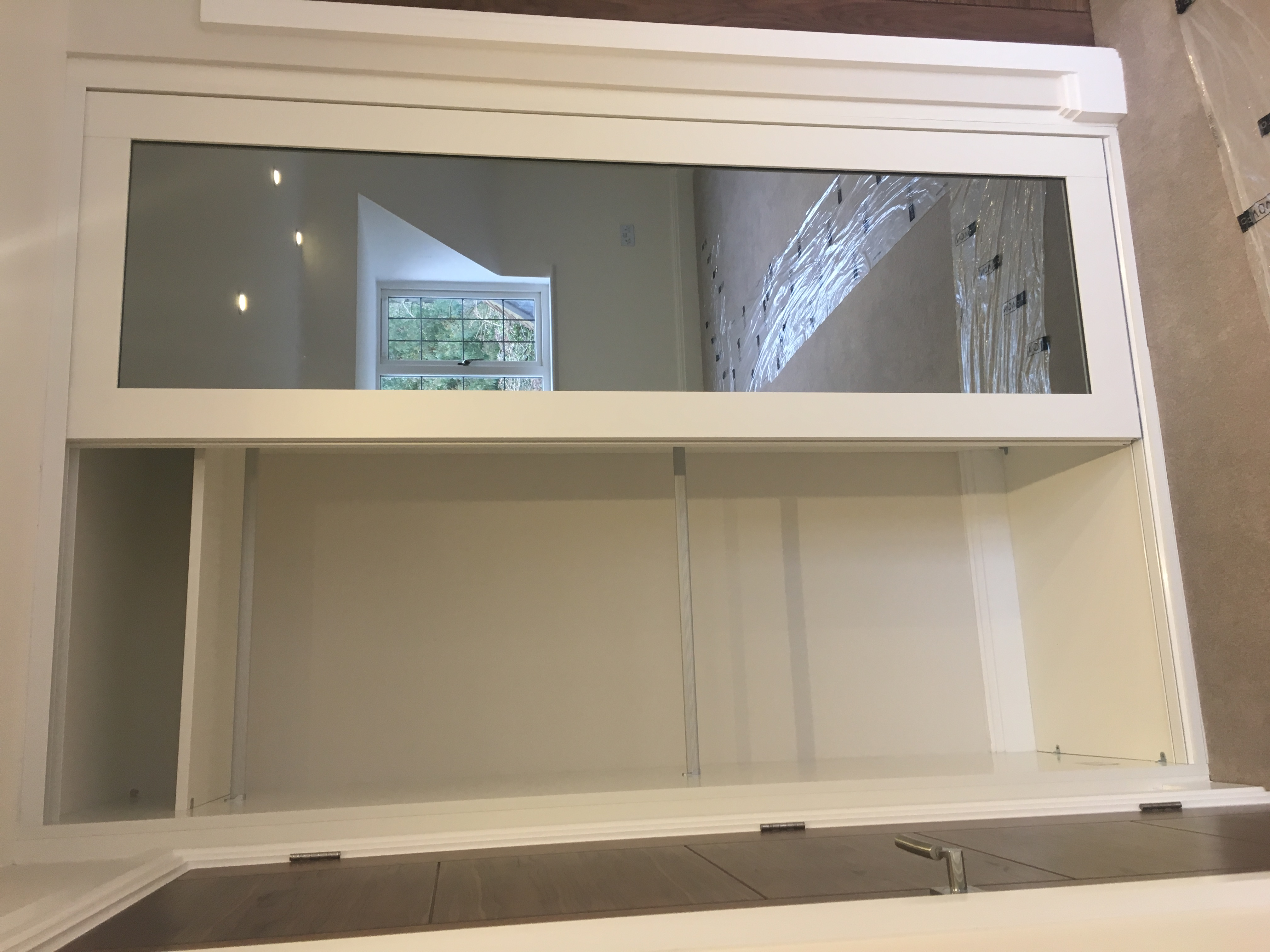 fitted mirrored door sliding wardrob