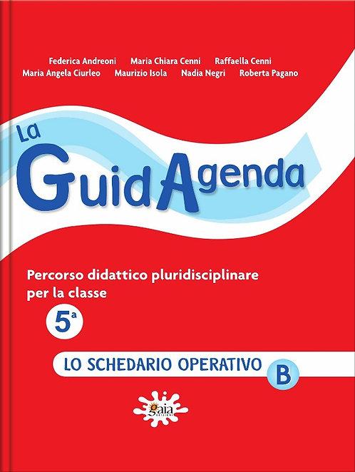 La GuidAgenda classe 5ª - schedario operativoB