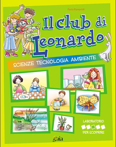 Il club di Leonardo PER SCOPRIRE
