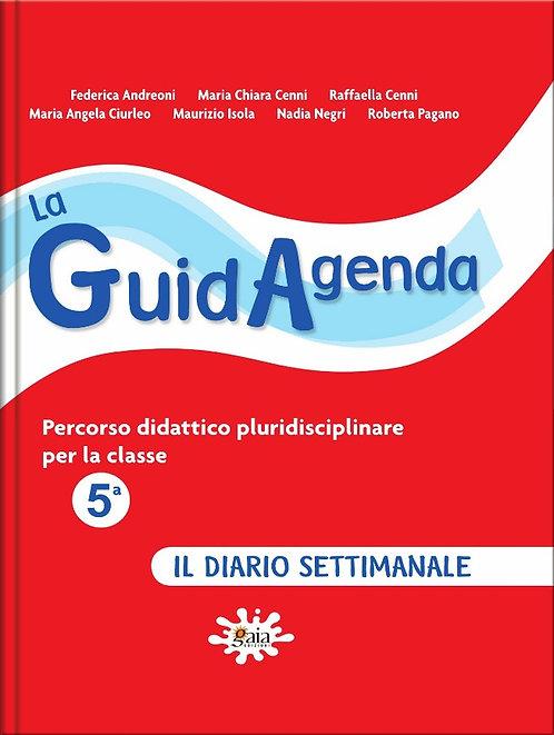 La GuidAgenda classe 5ª - diario settimanale