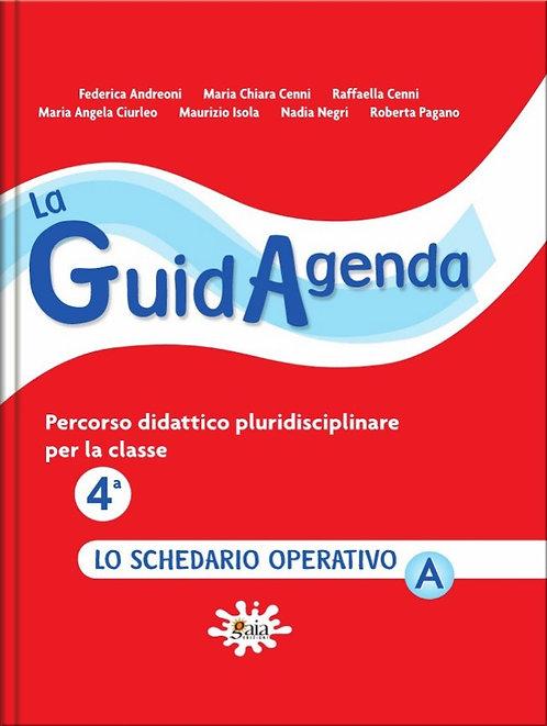 La GuidAgenda classe 4ª - schedario operativo A