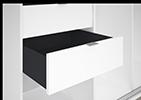 Sliding wardrobe drawer