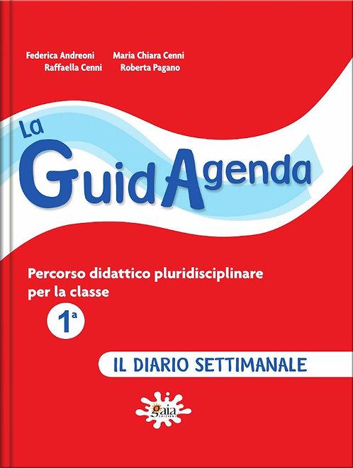 La GuidAgenda classe 1ª - diario settimanale