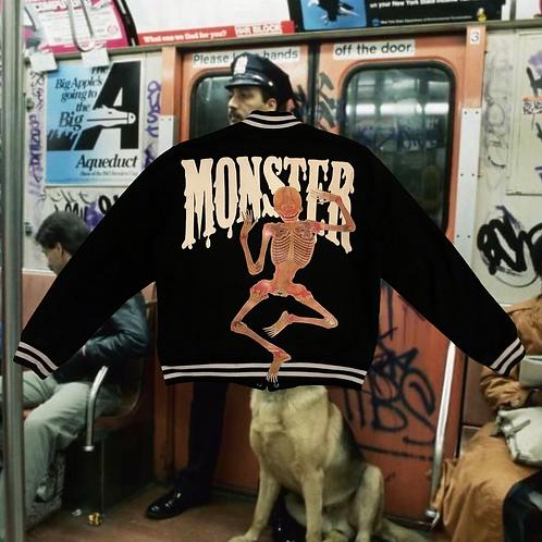 Monster Varsity Jacket