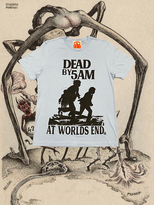 DB5 At Worlds End T-shirt