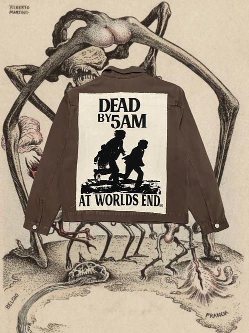 At Worlds End Denim Jacket 1 of 1