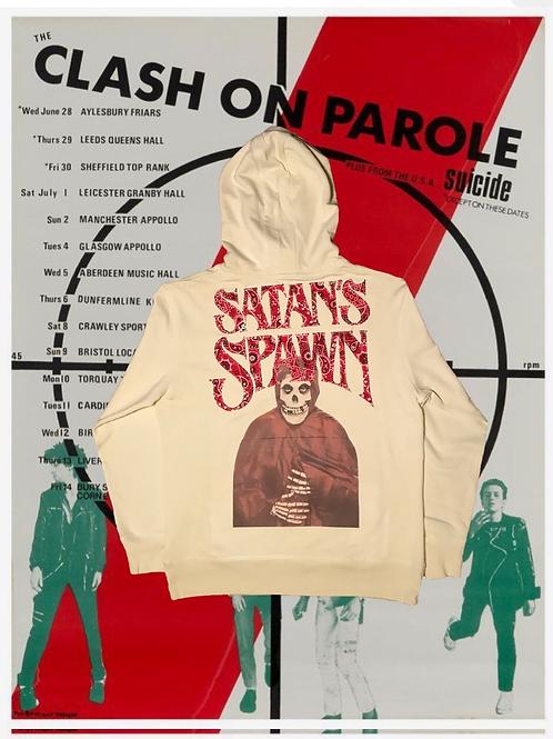 Cream Spawn of Satan hoodie