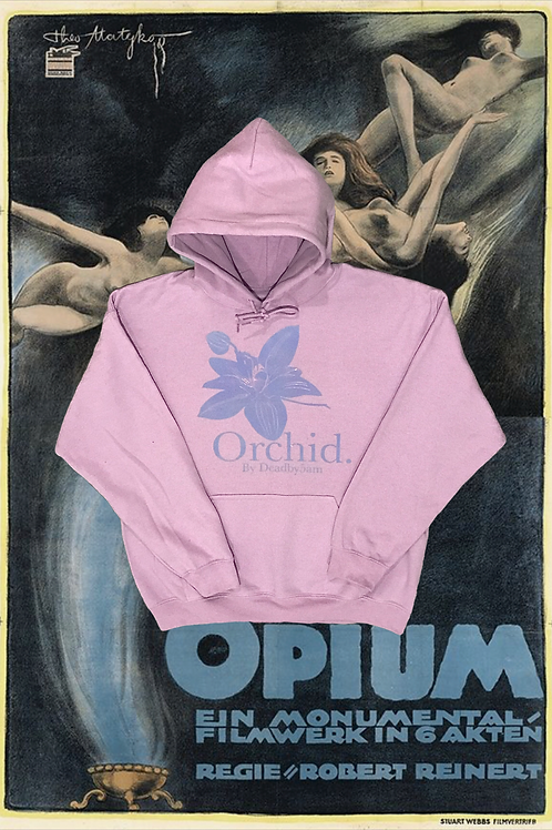 Orchid Hoodie