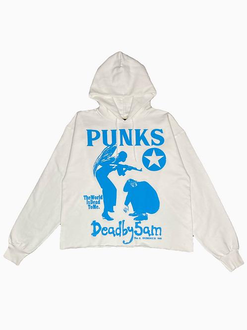 "Puff Print ""Punks"" Hoodie"