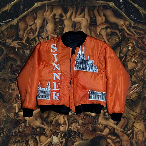 Sinner Bomber Jacket