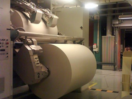 How to reduce costs with better control of your newsprint, MWM ReelTrack