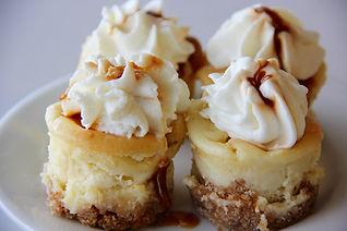 Pecan Cheesecake