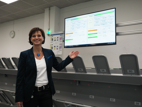 Analyzing the efficiency of current jobs is more important for Mittelbayerische Druckzentrum
