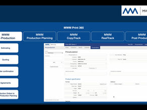 MWM Print 365 helps improve efficiency and productivity for printing