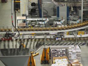 5 ways to reduce costs with automation and real-time tracking in newspaper production, ROI