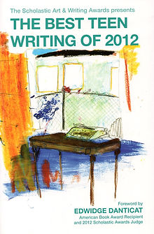 cover of The Best Teen Writing of 2012