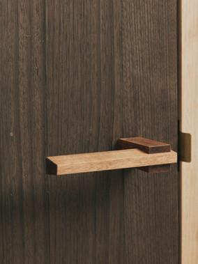 Door Handle | Blackwood Offcuts  2020 - Image @danielmulheran