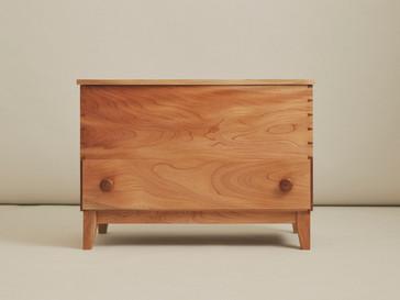 Blanket Box | Australian Red Cedar Made at the Sturt School For Wood, 2020 2020 - Image @danielmulheran