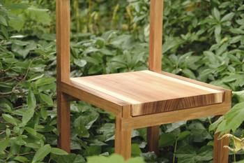 Chair |  Tasmanian Blackwood Floating tenons join the backrest to legs  2020