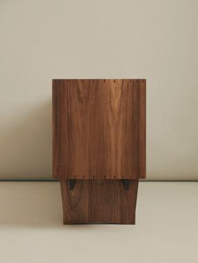 Sideboard | Tasmanian Blackwood w/ Linen Hand cut dovetails  2020 - Image @danielmulheran