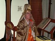 台東区谷中養傳寺ご住職1