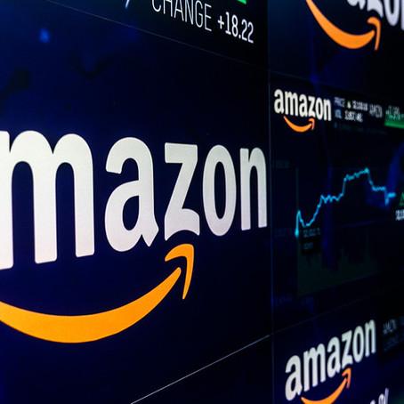 AMAZON INC - SVĚTOVÝ LÍDR V OBLASTI E-COMMERCE A TECHNOLOGIÍ
