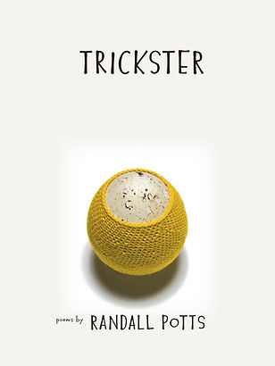 randall potts poet poetry trickster, collision center university of Iowa press