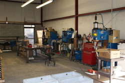 Welding Department
