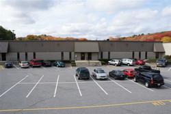 Employee Parking Lot