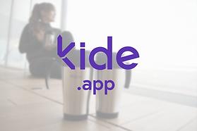 ad of kide.app.
