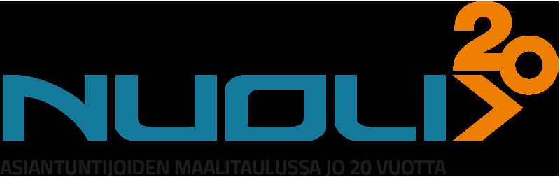Nuoli logo.