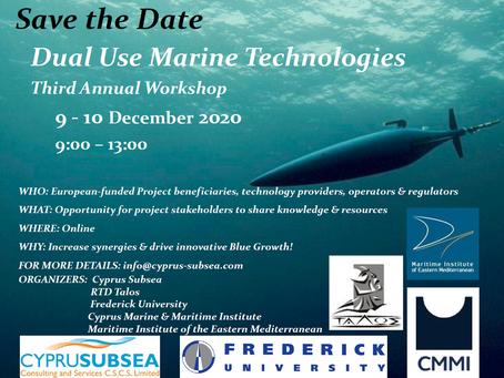 Dual Use Marine Technologies Workshop