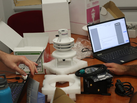 MARI-Sense Builds: Libelium IoT