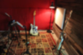 Dianas guitars Love Shack Studios