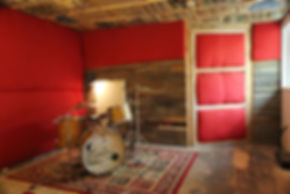Love Shack Studios Live Room