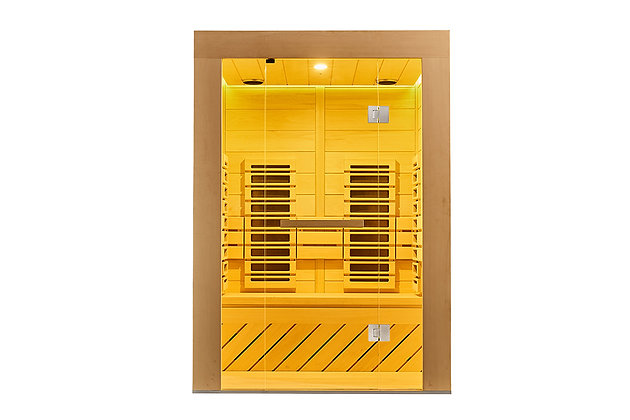 Cabine infrarouge XR09 Dimensions 1370x1332x1940mm