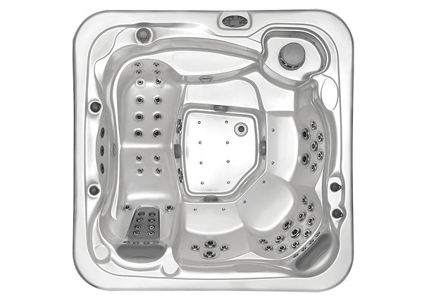 Spa Jacuzzi Fun-VF96 - 4 places - dimensions 220x220x90
