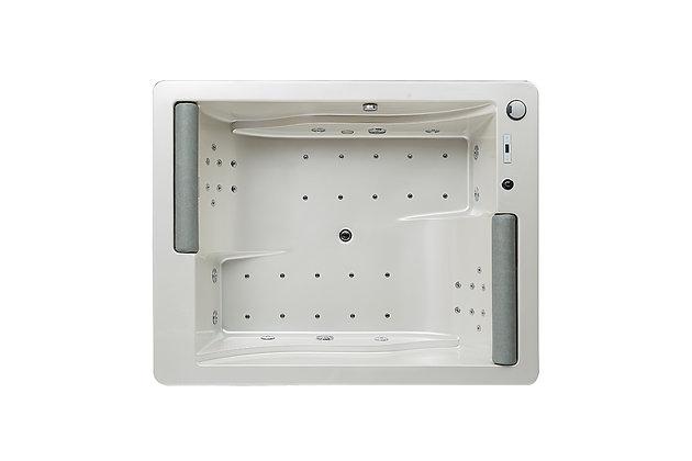 Spa Square VS28 - 2 places - dimensions 190x150x65