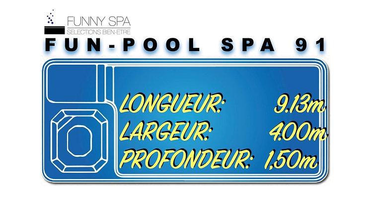 Fun-Pool SPA 91