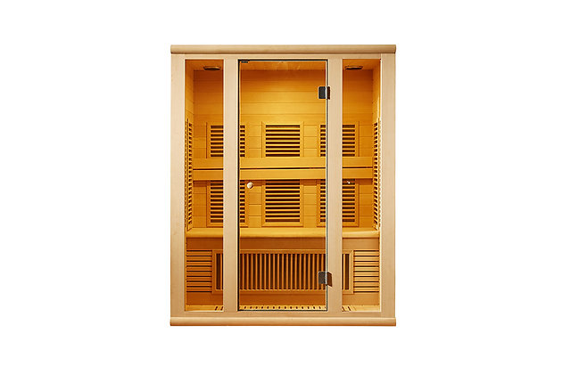 Cabine infrarouge XR49  Dimensions 1500x1050x1900