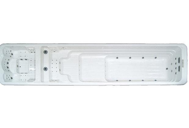 Spa de Nage SSwim 10S - dimensions 10mx2m24x1m42