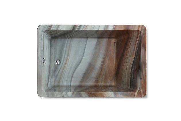 Baignoire Fun-Acryl74   Dimensions 170x120x67