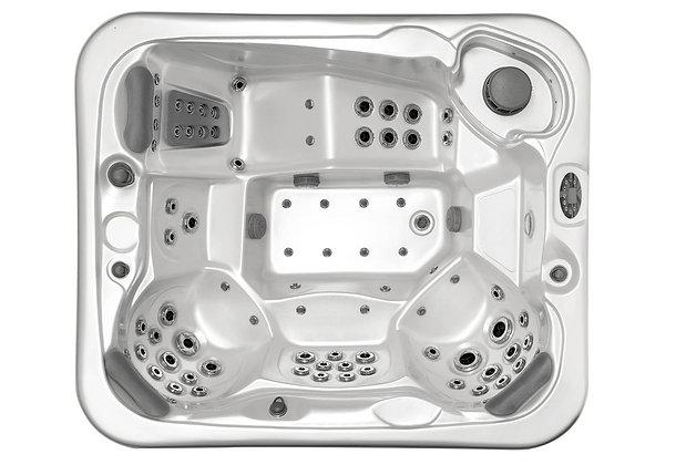 Spa Jacuzzi Fun-VF91 - 5 places - dimensions 220x188x90