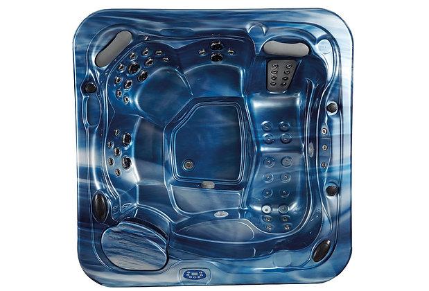Spa Jacuzzi Fun-VF96E - 4 places - dimensions 220x220x90