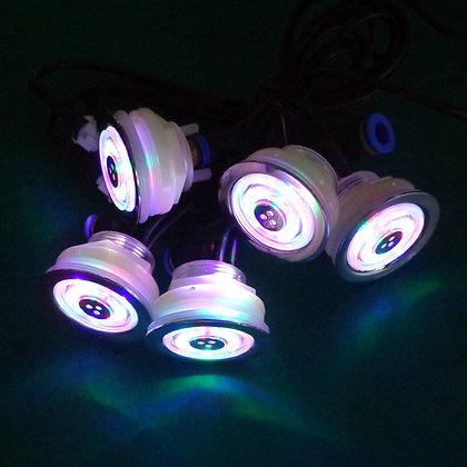 LED dans les jets à air