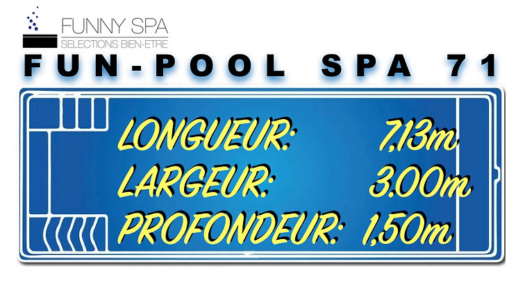 Fun-Pool SPA 71B