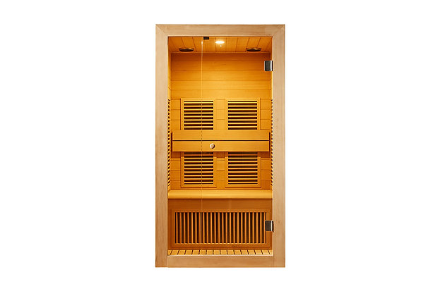 Cabine infrarouge XR59  Dimensions 1000x1000x1900